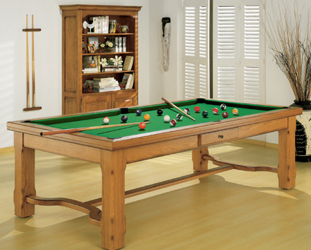 Billard plaisance venise table transformable multi bandes - Table de billard transformable ...