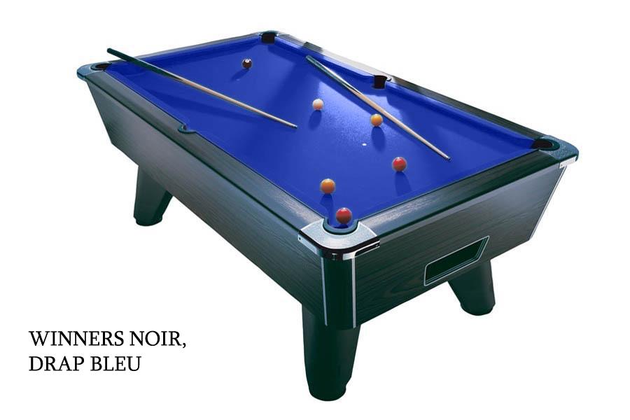 Tables de billards pool anglais am ricain domestiques et conomiques style - Table de billard prix ...