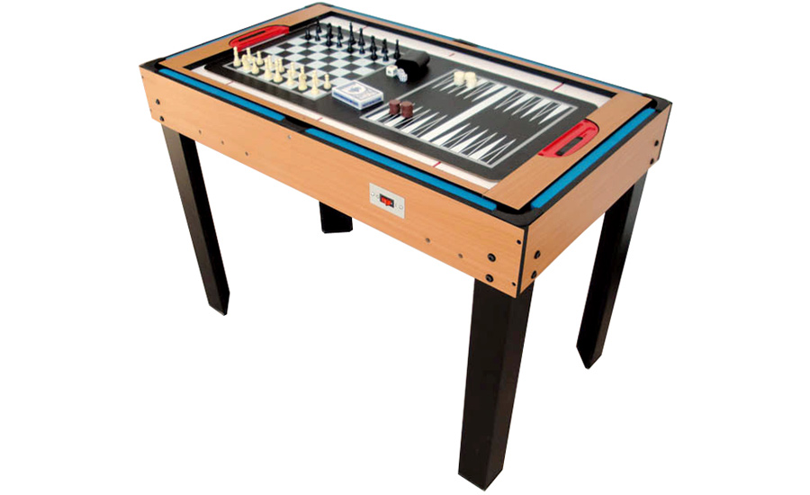 Table multi jeux 12 en 1 billard baby foot air hockey ping pong - Table multi jeux billard baby foot ...
